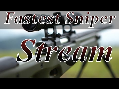 Fastest Sniper path to GLOBAL with special Announcement!