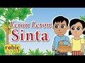 Leron Leron Sinta Animated 2018 (Awiting Pambata) | Tagalog Folk Song