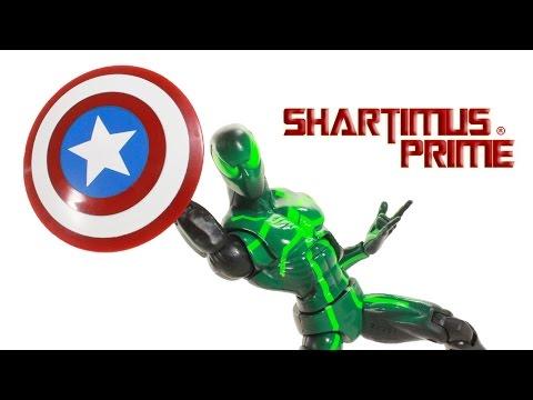 April 2016 Bad Month for Marvel Legends Big Time Let Down Spider-Man Stop Motion Compilation
