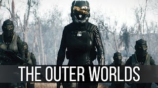 Obsidian's New Game is...The Outer Worlds