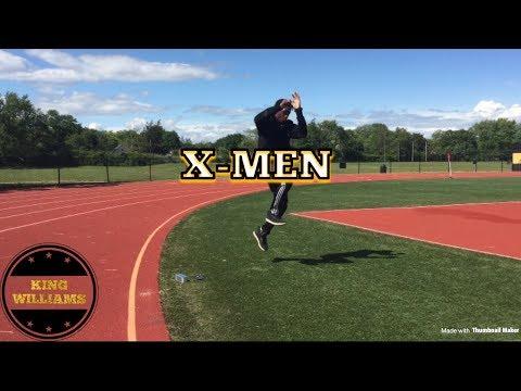 Lil Yatchy- X-Men(Ft. Evander Griiim)- Official Dance