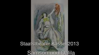 """Samson und Dalila -- Ausschnitt aus """"Amour, viens aider ma faiblesse"""""""