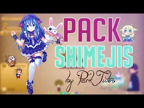 [ Pack Shimejis ]
