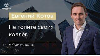 Не топите своих коллег (советы для руководителей). Евгений Котов