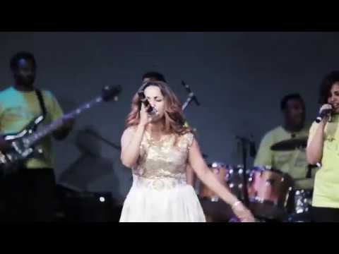 Aster abebe new ethiopian gospel song mezmur  live worship እኔ የምፈልገው