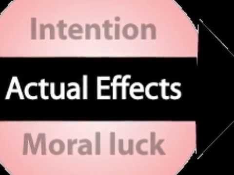 moral luck vs kant