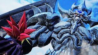 JUMP FORCE - NEW Yugi Vs Obelisk & Kaiba DLC Summons Gameplay Screenshots HD