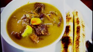 Most Delicious Beef Soup | Grilled Plantain | Easy African Way of Cooking