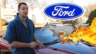 1994 Ford Mustang GT 5.0 Convertible - with Scotty Kilmer thumbnail