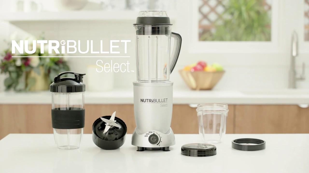 NutriBullet Select Blender
