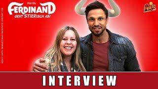 Ferdinand - Geht Stierisch Ab! - Interview I Daniel Aminati I Ben I Simon Schwarz