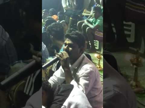 New Chennai Gana, Kishore singing ayyappan song 2