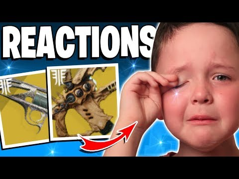 Destiny 2 - CRYING OVER EXOTIC LOOT!! Top 5 Funny Freakout Reactions / Epsiode 77 thumbnail