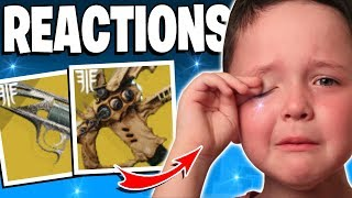 Destiny 2 - CRYING OVER EXOTIC LOOT!! Top 5 Funny Freakout Reactions / Epsiode 77