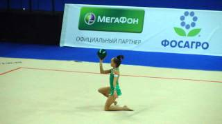 Averina Arina RUS  Аверина Арина, мяч, Россия