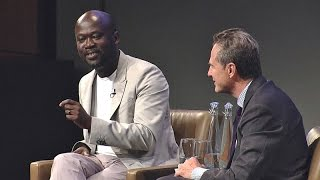 David Adjaye, Architect: Talks at GS Session Highlights