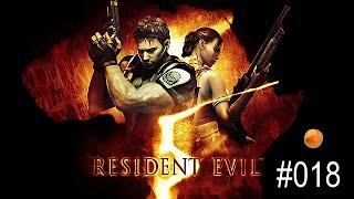 LPT Resident Evil 5 #018 :Der Strahl des Todes [Facecam][Deutsch]