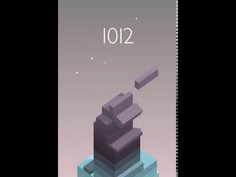 Stack - Ketchapp Highest Score Ever! 1000+