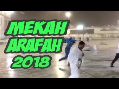 MEKAH & ARAFAH 2018 | WIND & RAIN STORAGE