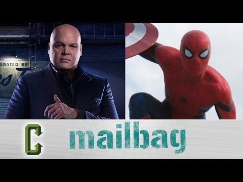 Collider Mail Bag - Should The Kingpin Show Up In The Spider-Man Reboot?