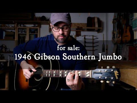 1946 Gibson Southern Jumbo for sale - DEMO