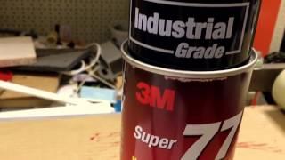 видео Аэрозольный клей 3м: применение и особенности