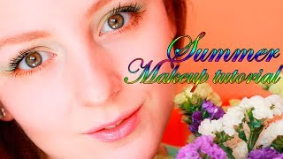 ♥SUMMER Makeup Tutorial от MakeUpKaty ♥