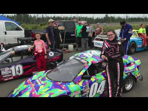 Thunder Valley Speedway...Stock Car Racing Action