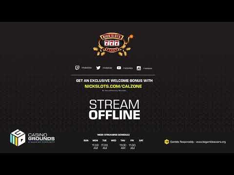 Casino Slots Live - 16/01/20 *QUADS!*