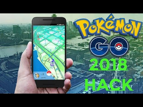 pokemon go hacked apk 2018