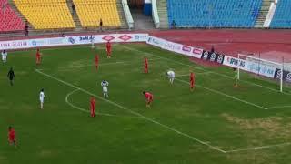 Спорт. Футбол. AFC Championship U-19 Qualification. KYRGYZSTAN-BAHRAIN 2-й тайм