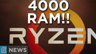 Ryzen - HUGE Memory Update!