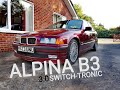 1995 BMW Alpina B3 3.0 SWITCH-TRONIC - Walkaround & Quick Drive