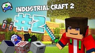 Minecraft Industrial Craft 2 выживание. Майнкрафт прохождение часть 2