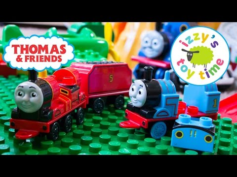 Thomas and Friends Mystery Grab Bag | Thomas Train LEGO Playset | Fun Toy Trains for Kids!