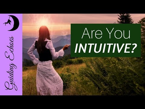 7 Signs Of A Highly Intuitive Person
