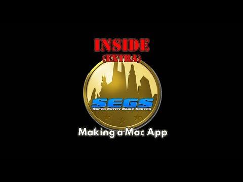 SEGS Extra: Making a Mac App