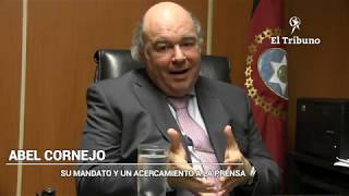 Video: Entrevista El Tribuno Dr. Abel Cornejo