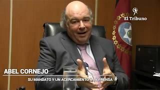 Video: Entrevista El Tribuno Dr. Abel Cornejo