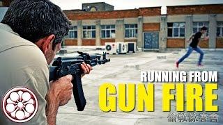 BEST WAY to RUN & AVOID Gun Fire   Active Shooter Defence Series – RUN HIDE FIGHT