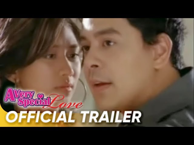 A Very Special Love Official Trailer | John Lloyd Cruz and Sarah Geronimo | 'A Very Special Love'