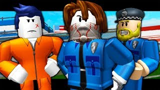 THE LAST GUEST - BACON SOLDIER COP WAS ARRESTED! ( A Roblox Jailbreak Roleplay Story)