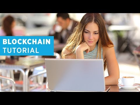 Blockchain Technology | Blockchain Explained | Blockchain Tutorial for Beginners 2018