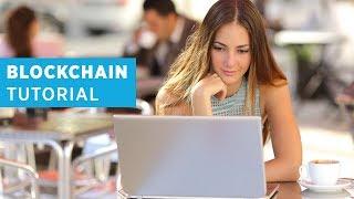 Blockchain Technology | Blockchain Explained | Blockchain Tutorial for Beginners 2018