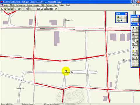 Mapinfo. инструкция