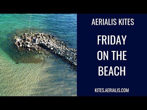 Friday on the Beach