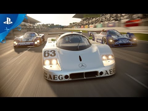 Gran Turismo Sport - May Update 1.19 | PS4