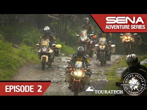 Sena Adventure Series: Episode 2 - Sena 10C  in Madagascar with Touratech
