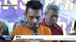 Penyebar Video Mesum Berseragam ASN Ditangkap Polda Jabar