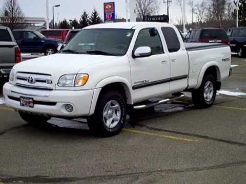 2003 toyota tundra trd off road 4wd youtube. Black Bedroom Furniture Sets. Home Design Ideas